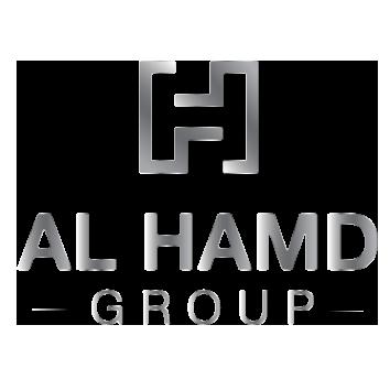 Al hamd group logo